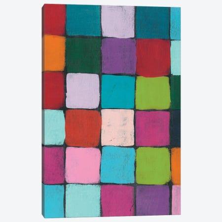 Colorful Harmony II Canvas Print #REG295} by Regina Moore Canvas Art