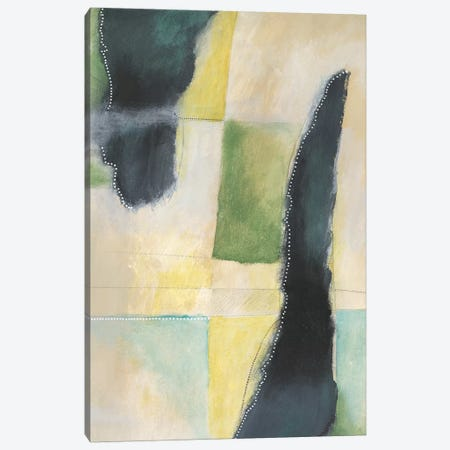Meditative View I Canvas Print #REG302} by Regina Moore Art Print