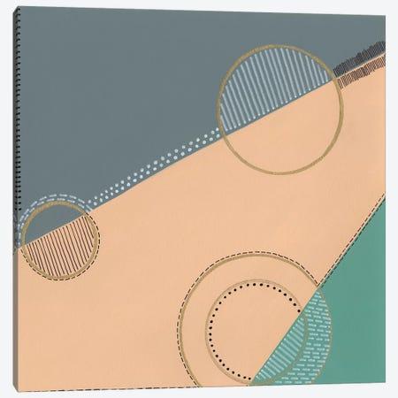 Geometrica I Canvas Print #REG324} by Regina Moore Canvas Wall Art