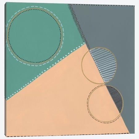 Geometrica II Canvas Print #REG325} by Regina Moore Canvas Art