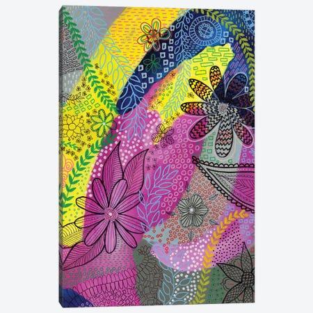 Chaotic I Canvas Print #REG346} by Regina Moore Canvas Artwork