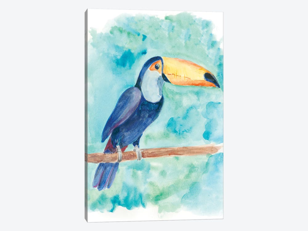 Sweet Tropical Bird I 1-piece Art Print