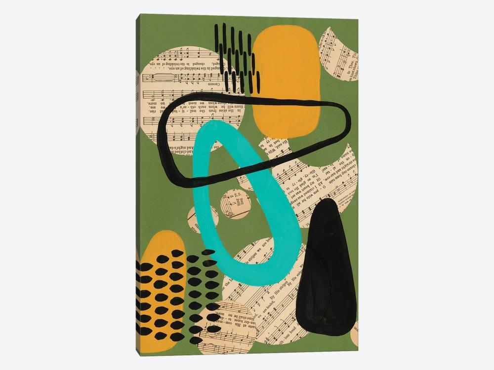 Contemporary Configuration III by Regina Moore 1-piece Canvas Print