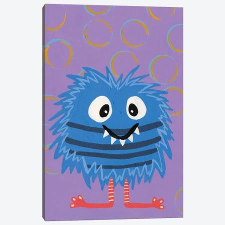 Happy Creatures I Canvas Print #REG382} by Regina Moore Canvas Print