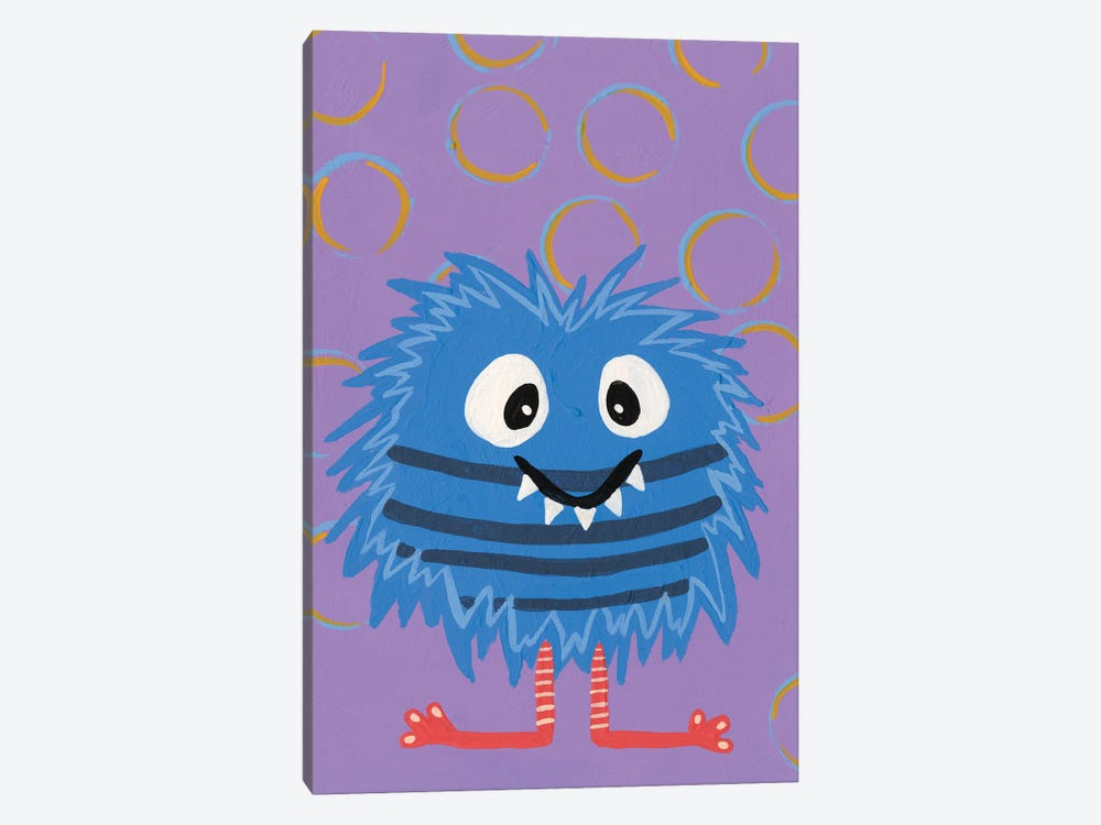 Happy Creatures I by Regina Moore 1-piece Canvas Print