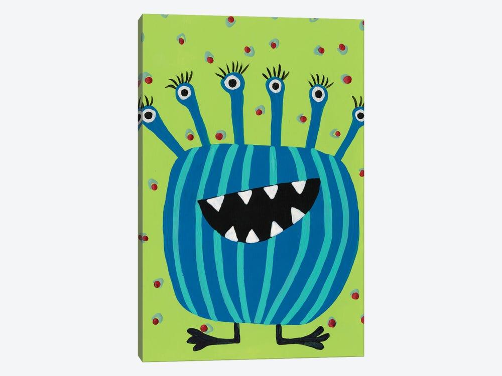 Happy Creatures II by Regina Moore 1-piece Canvas Artwork