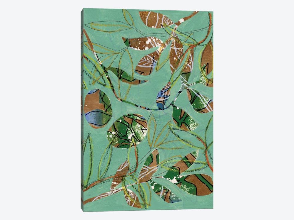Nature on Sage II by Regina Moore 1-piece Canvas Art
