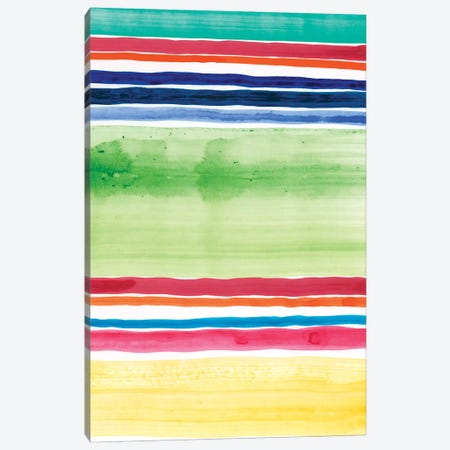 Cabana Panel III Canvas Print #REG3} by Regina Moore Canvas Print