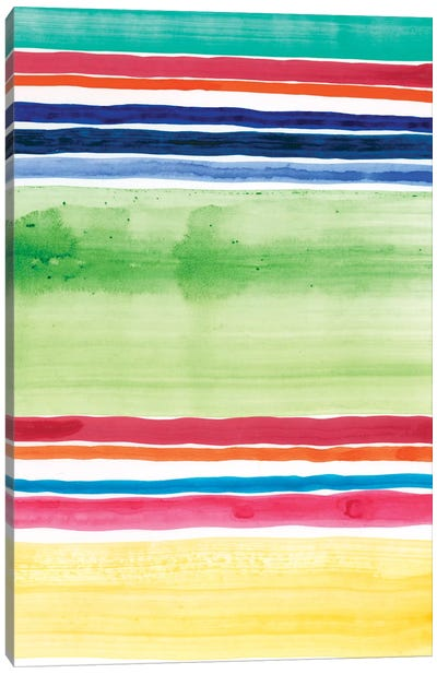 Cabana Panel III Canvas Art Print