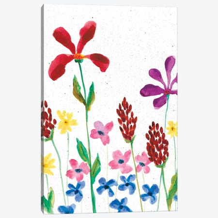 Vivid Whimsy II Canvas Print #REG40} by Regina Moore Canvas Wall Art