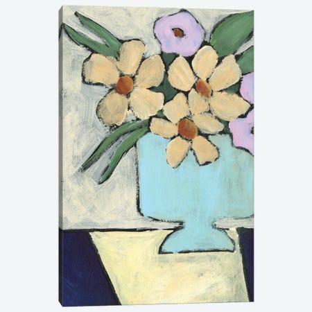 Distressed Bouquet II Canvas Print #REG432} by Regina Moore Art Print