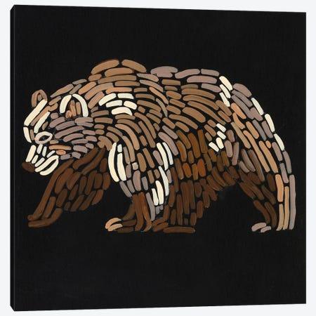 Forest Dweller IV Canvas Print #REG437} by Regina Moore Canvas Art