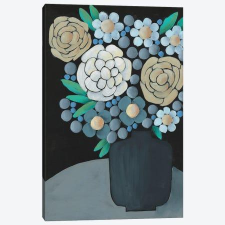 Gathering Floral I Canvas Print #REG441} by Regina Moore Canvas Artwork