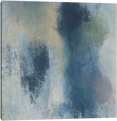 Azure Blend I Canvas Art Print