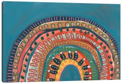 Boho Rainbow II Canvas Art Print