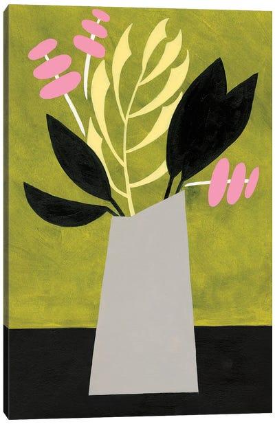 Mod Bouquet II Canvas Art Print
