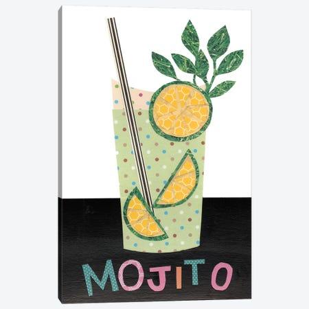 Mix Me A Drink I Canvas Print #REG52} by Regina Moore Canvas Print