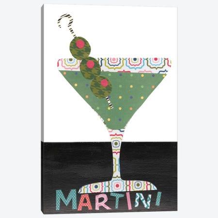 Mix Me A Drink II Canvas Print #REG53} by Regina Moore Canvas Art Print