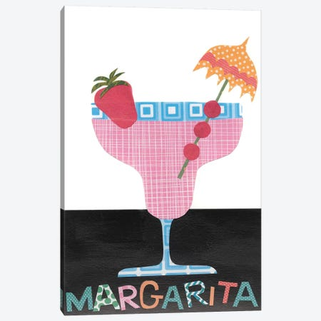 Mix Me A Drink IV Canvas Print #REG55} by Regina Moore Canvas Art
