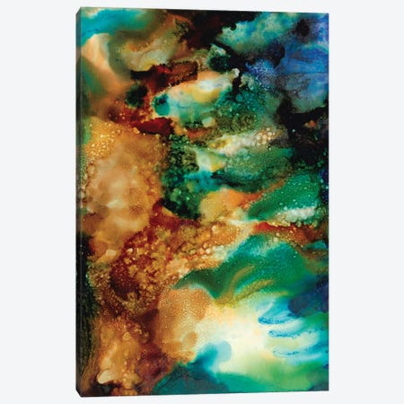 Chromatic Haze I Canvas Print #REG66} by Regina Moore Canvas Print