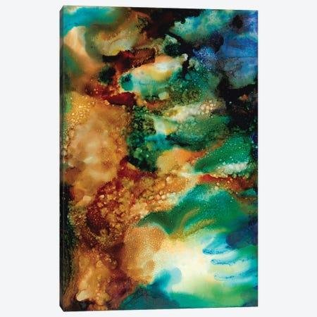 Chromatic Haze I Canvas Print #REG66} by Regina Moore Canvas Print