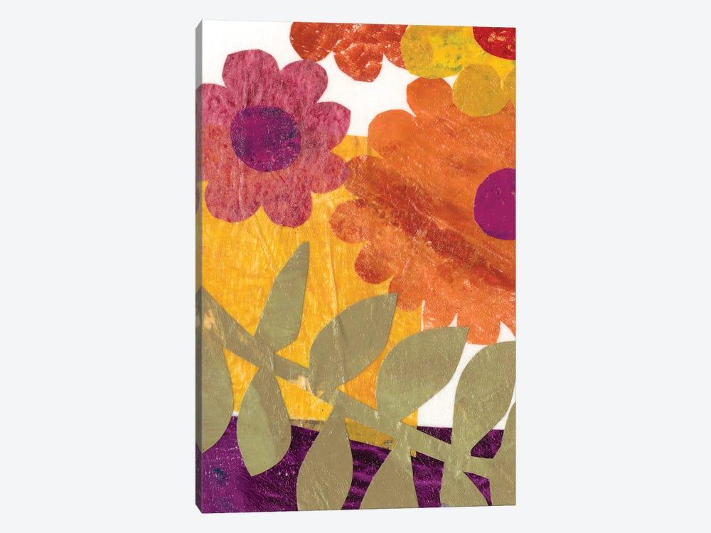 Fiesta Floral IV by Regina Moore 1-piece Canvas Art