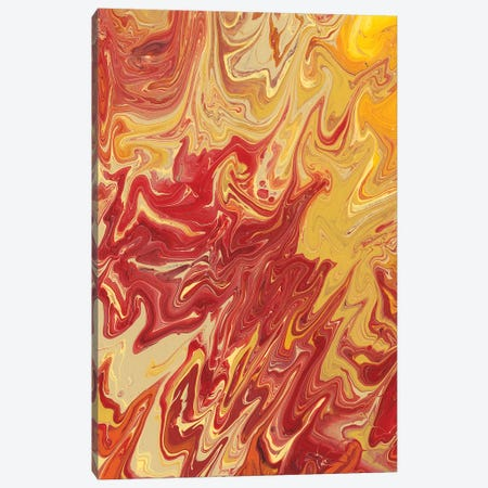 Nomadic Blaze II Canvas Print #REG77} by Regina Moore Canvas Artwork