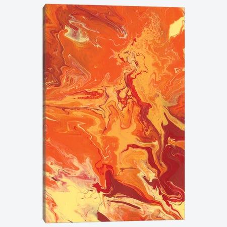 Nomadic Blaze III Canvas Print #REG78} by Regina Moore Canvas Art Print