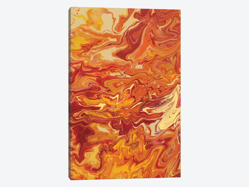 Nomadic Blaze IV by Regina Moore 1-piece Canvas Wall Art
