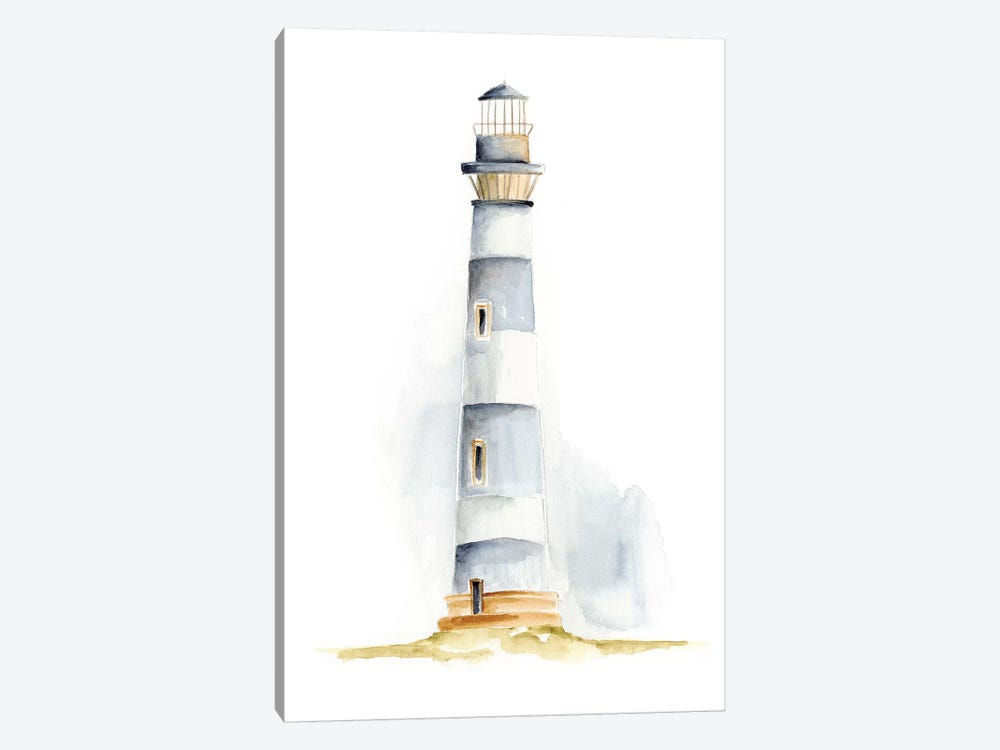 Ocean Beacon IV by Regina Moore 1-piece Art Print