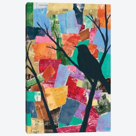 Shadow Of Light III Canvas Print #REG90} by Regina Moore Canvas Print