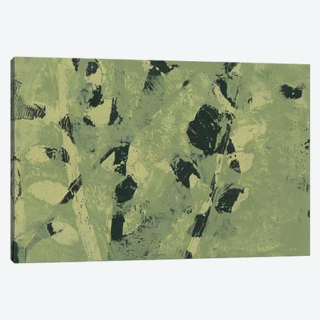 Verdant Branch I Canvas Print #REG95} by Regina Moore Canvas Artwork