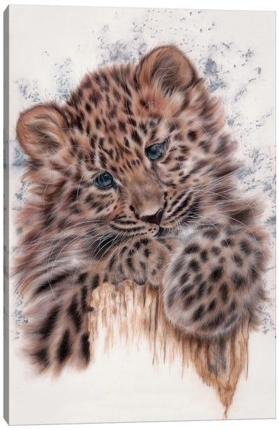Gentle Muse Canvas Art Print