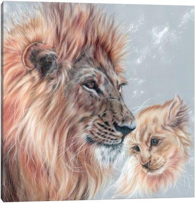 Legacy Canvas Art Print