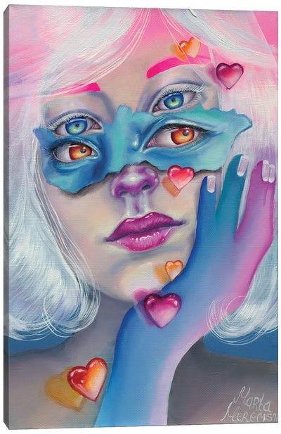 Lovely Illusions Canvas Art Print