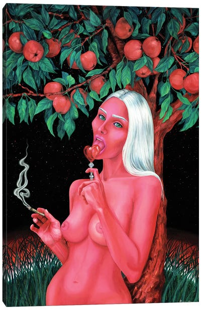 Lilit Canvas Art Print