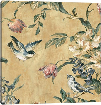 Birdland I Canvas Art Print