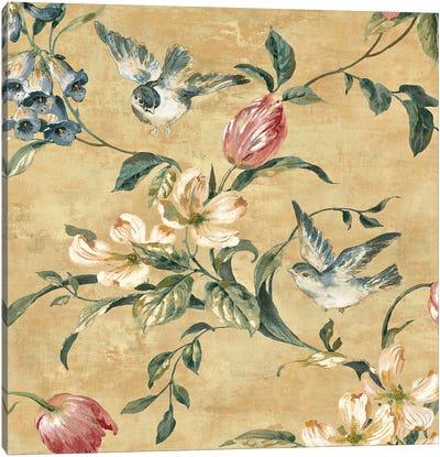Birdland II Canvas Art Print