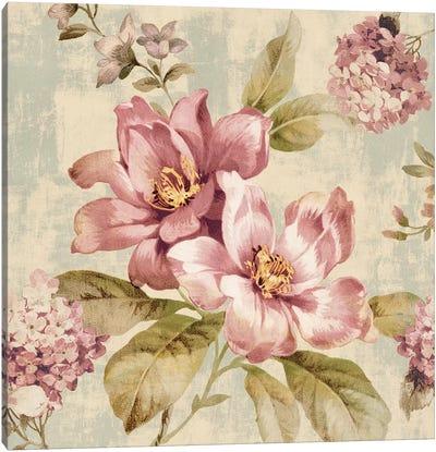 Bouquet I Canvas Print #REN5