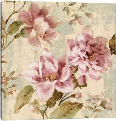 Bouquet II Canvas Art Print