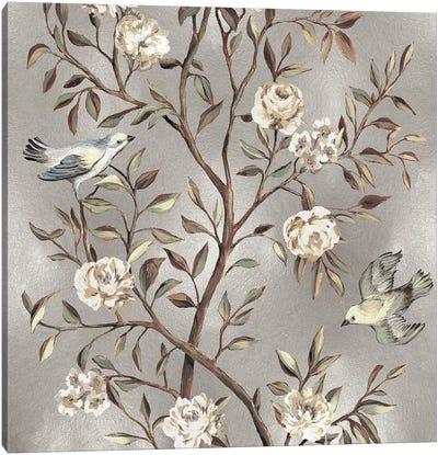 Chinoiserie II Canvas Art Print