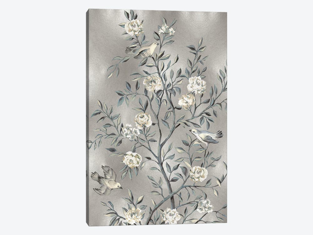 Chinoiserie III 1-piece Canvas Artwork