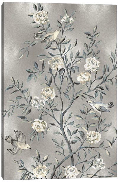 Chinoiserie III Canvas Art Print
