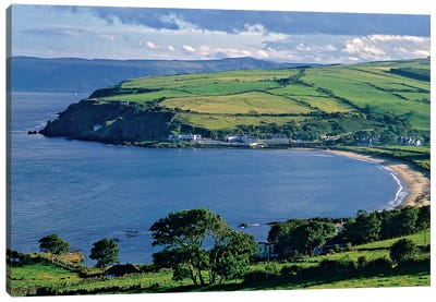 Northern Ireland, County Antrim, Torr Head.  Canvas Art Print