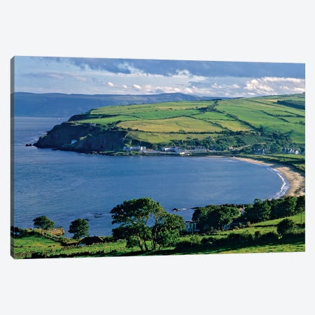 Northern Ireland, County Antrim, Torr Head.  Canvas Print #RER13} by Ric Ergenbright Canvas Art