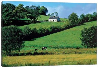 Northern Ireland, County Fermanagh, Lough Erne.  Canvas Art Print