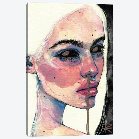 Litio Canvas Print #RET42} by Roselin Estephanía Art Print