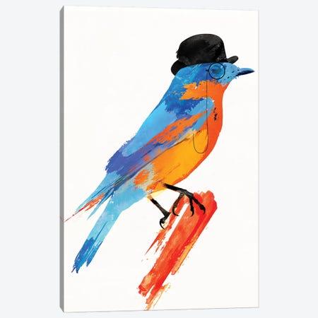 Lord Bird Canvas Print #RFA32} by Robert Farkas Canvas Print