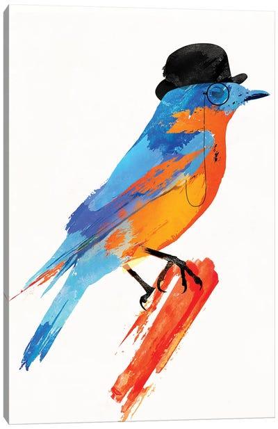 Lord Bird Canvas Art Print