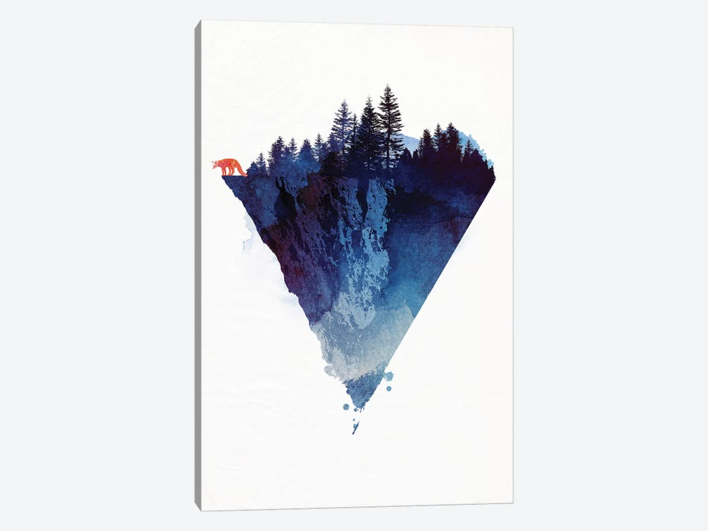 Near To The Edge by Robert Farkas 1-piece Canvas Art
